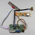 DVI VGA placa controladora lcd RT2261 LP170W01 trabalho para 17.1 inch LP171WP4 1440x900 painel lcd