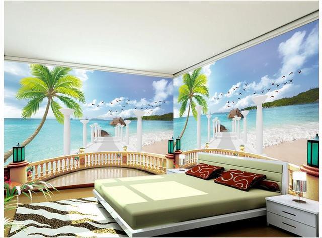 De encargo del papel pintado 3d papel pintado murales de for Papel pintado paisajes
