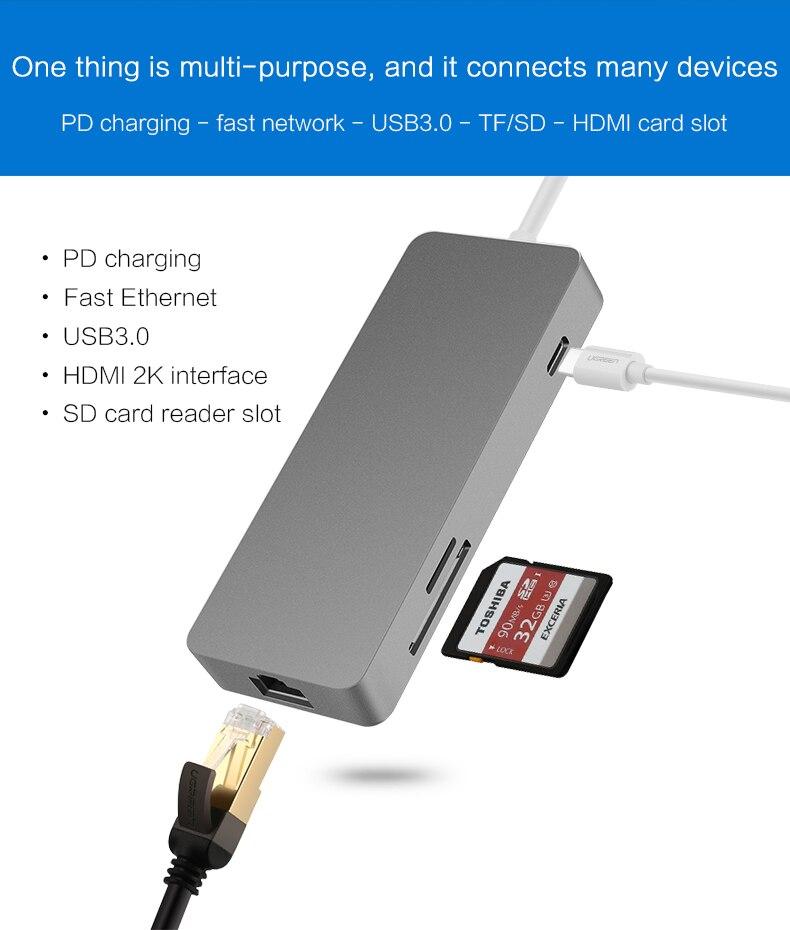 Usb c Tipo c para HDMI tipo