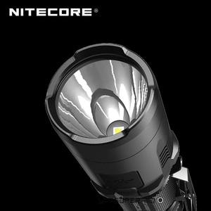 Image 3 - Usine prix Nitecore MH20GT taille de la paume projecteur Portable LED USB Rechargeable 18650 lampe de poche 1000 Lumens
