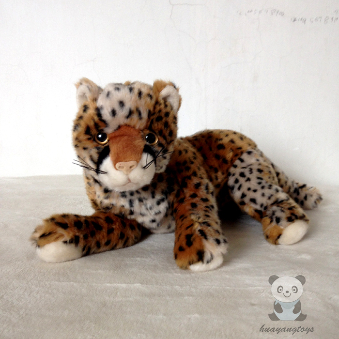 TY Plush Animals Big Toy  Leopard Doll Kids Educational Toys Pillow Gifts  Car Decoration  Stuffed Dolls 30cm mickey mouse and minnie mouse toys soft toy stuffed animals plush toy dolls