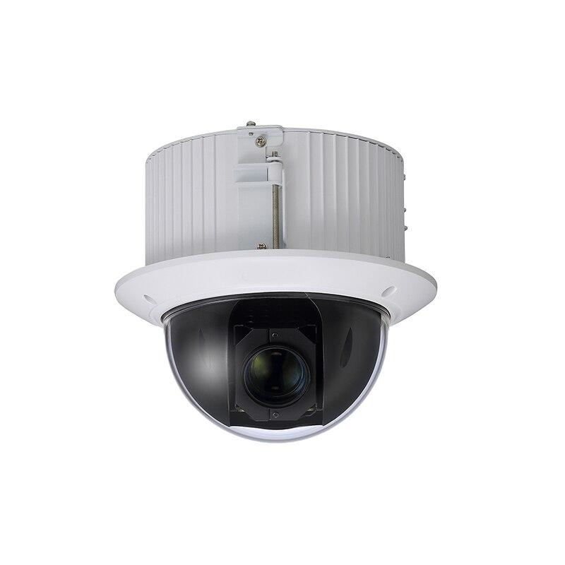 Security CCTV PTZ CMOS camera 25x optical zoom 2MP focal lens 4.8mm~120mm 2MP H.265 PoE+ IP66 Auto-tracking IK10 SD52C225U-HNI