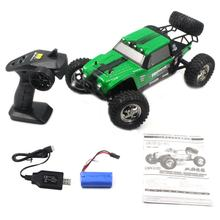 1/12 2.4G 26km/h 4WD RC Truggy Thruster Off Road Desert Truck High SpeedCar Two Speed Mode RC Racing Car Toy For Kids Xmas Gifts(China)