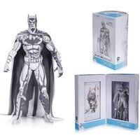 16 cm Blueline Phiên Bản Batman Action Figures DC Superhero Phác Thảo Phiên Bản Batman Mô Hình cho Những Người Hâm M