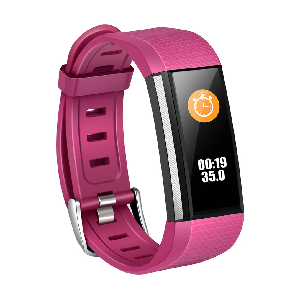 NIYOQUE M200 Smart Band Color Heart Rate Monitor Blood Pressure Smart  Wristband Message Notification Bracelet For IOS Android