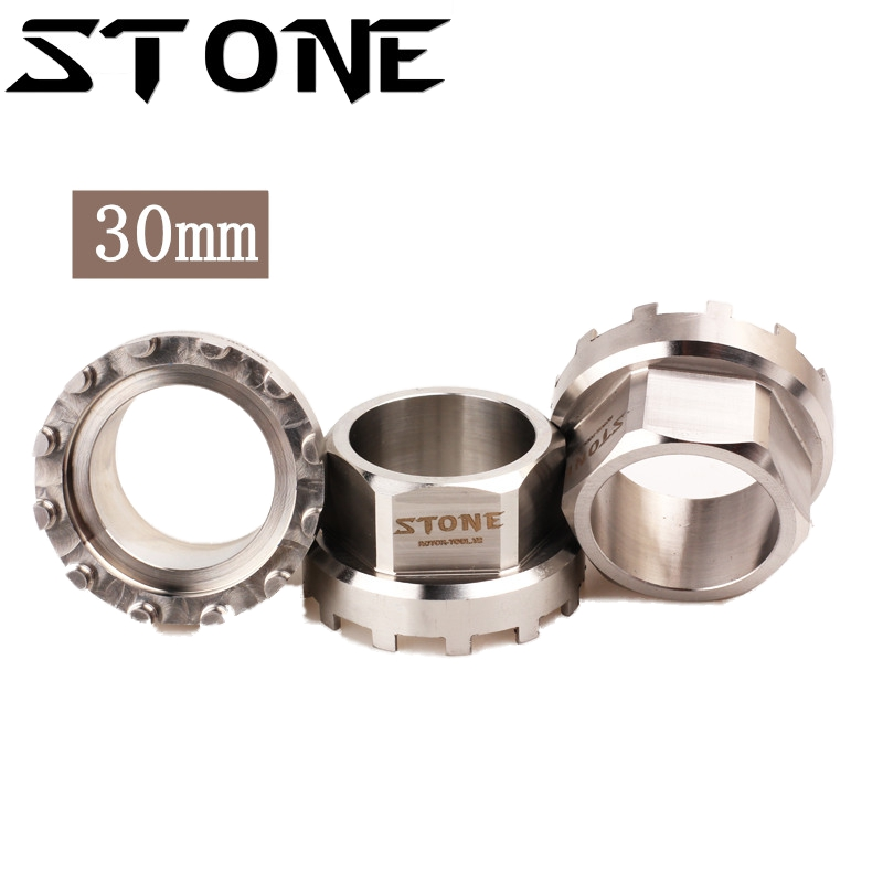 Stone Remove Tool for Rotor Crankset discharge dismantle uninstall install 2inpowerfor REX 1 1 1 2