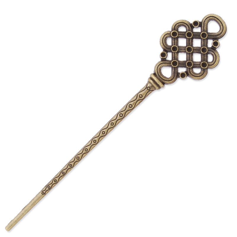 Aliexpress.com : Buy 10 pcs Antique Bronze Bookmark Hair ...