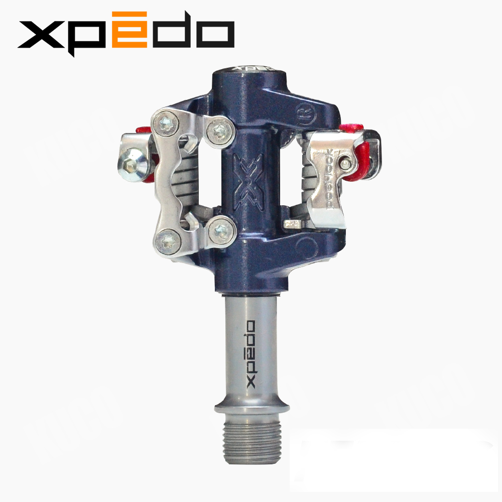 Wellgo-Xpedo-XMF07AC-bicycle-pedal-bearings-ultralight-289g-MTB-mountain-bike-pedals-XPD-self-locking-clipless-(2)
