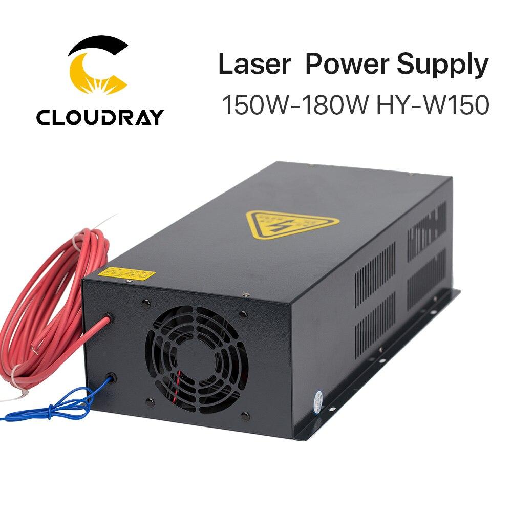 Cloudray 150-180W CO2 laseriga toiteallikas CO2 lasergraveerimisega - Puidutöötlemismasinate varuosad - Foto 4