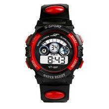 susenstone Digital Quartz Alarm Date Sports
