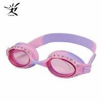 Anti Fog Anti Ultraviolet Kids Swimming Goggles Children Baby Girls Adjustable Sports Swim Eyewear Eyeglasses Water