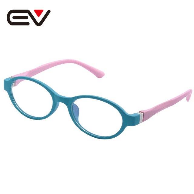Fashion Kids Children Toddler Boys Girls TR90 Eyeglasses Frames ...
