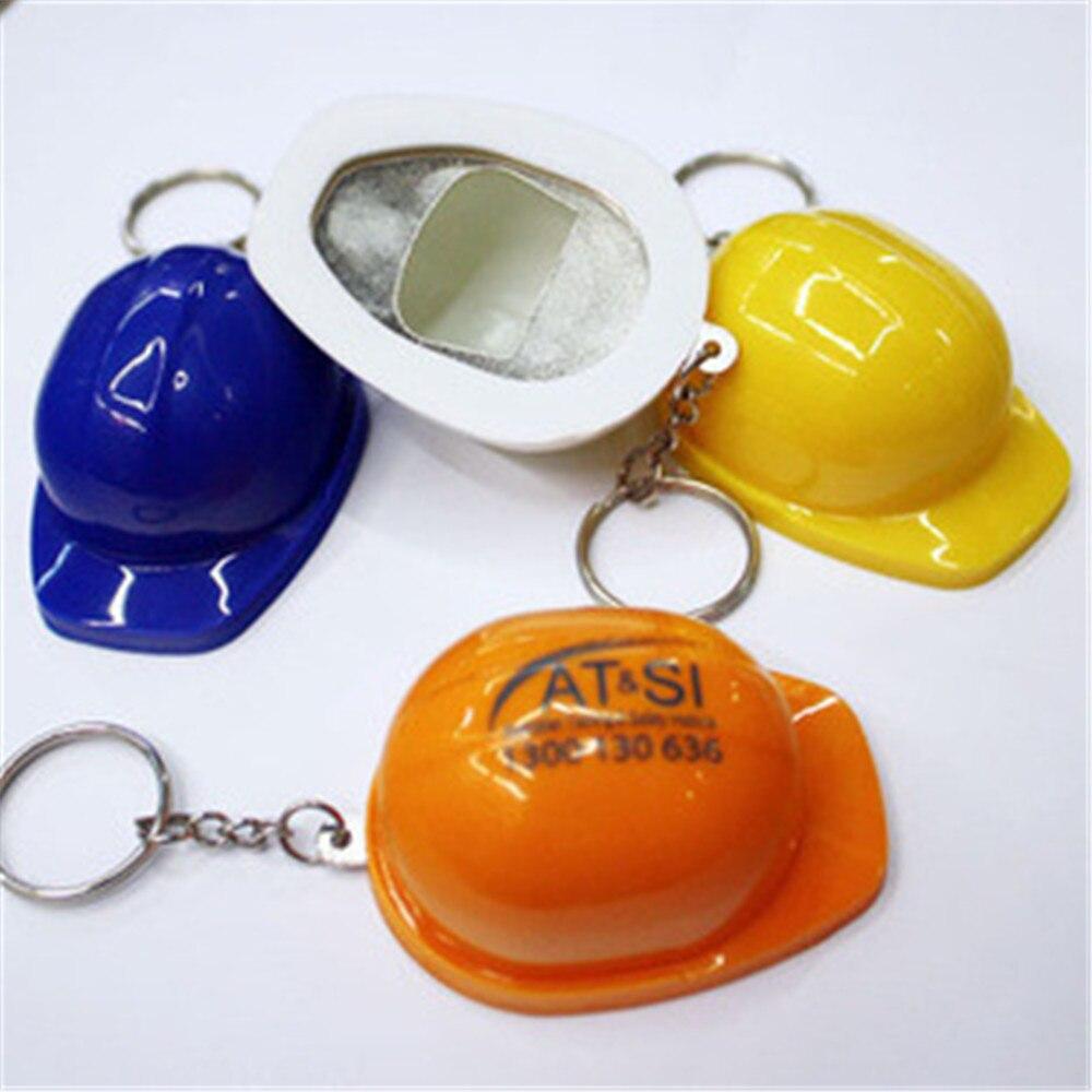Opener Light Metal Keychain Bottle Pendant Helmet