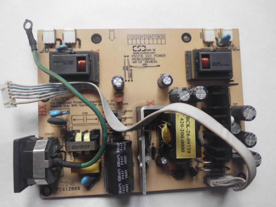 PI2216 803296PI22 Good Working Tested 6871qyh030c 6870qyh001d good working tested