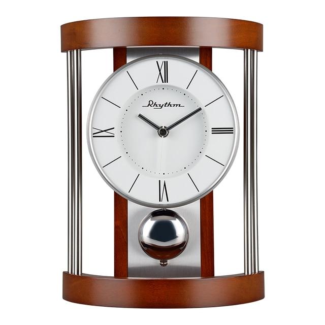 dp world amazon case desk solid clock brass table clocks com time and seiko