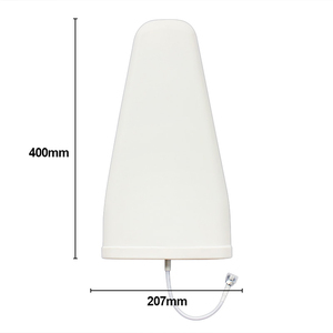 Image 3 - 12dBi Big Gain 698~2700mhz Cell Phone Signal Booster Antenna GSM 3G 4G LTE Log Periodic External Outside Antenna For Repeater