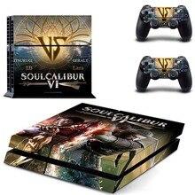Soulcalibur VI PS4 Skin Sticker