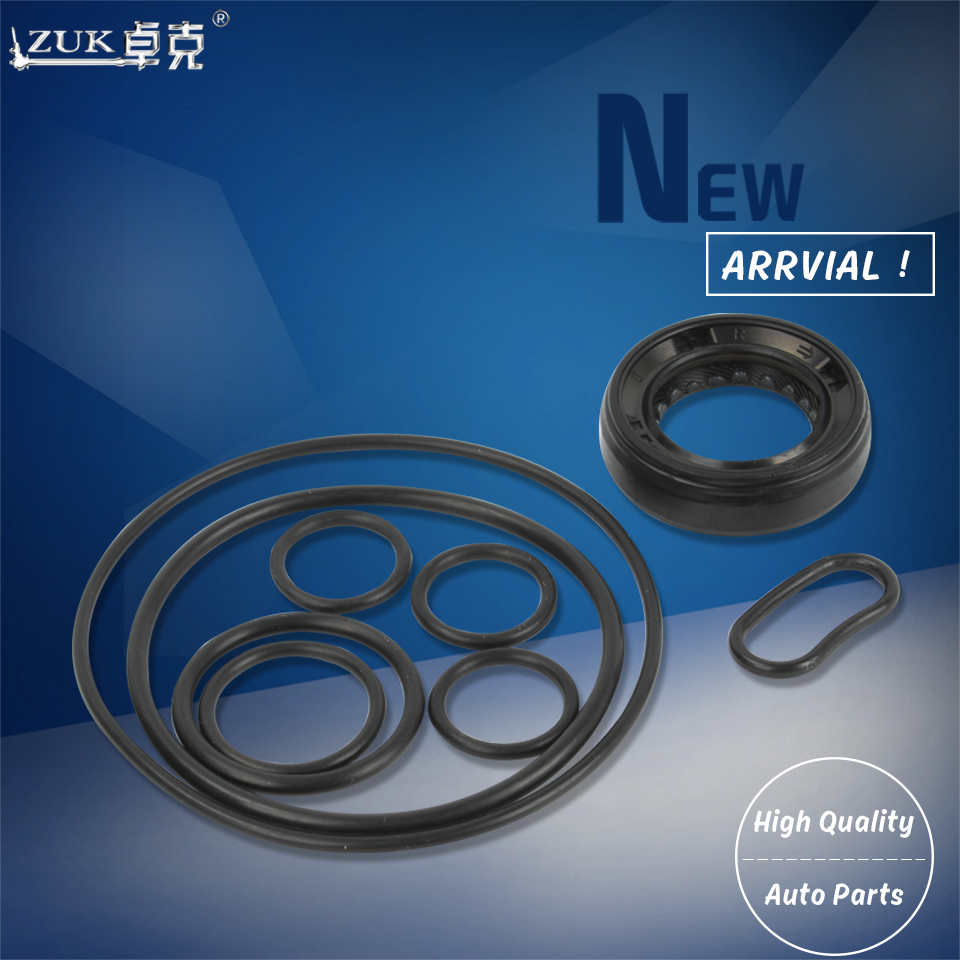 Zuk High Quality Power Steering Feed Pressure Hose For Honda Civic 2003 Electrical System Pump Repair Kit O Ring Seal Set