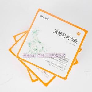 Image 2 - 定性濾紙直径 11 センチメートル GE ヘルスケアフィルター紙円形オイル検出フィルター紙 5 パック、合計 500 個