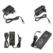 גבוהה באיכות יש אספקת חשמל DC 12 V 1A 2A 3A 5A 6A 8A 10A Led שנאי עבור 5050 5730 2835 3014 5050 יש Led רצועת אורות