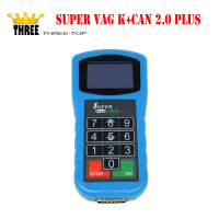VAG Diagnostic Super Vag K+Can 2.0 plus , super vag k can 2.0 plus scanner tool with free china post shipping