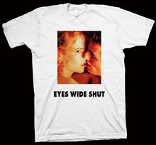 Eyes Wide Shut T-Shirt Stanley Kubrick, Tom Cruise, Nicole Kidman Mens 2018 fashion Brand T Shirt O-Neck 100%cotton T-Shirt tom cruise