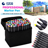 Double Head Sta Markers For Drawing Architecture Set Copic Markers Drawing Marker Stationary Supplier Student Drawing
