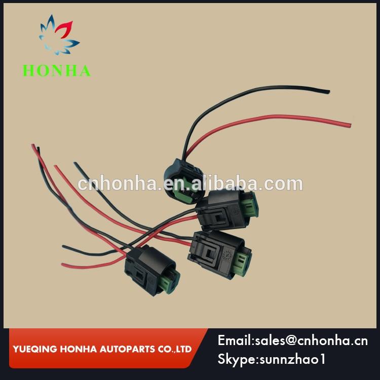 2 Pin Female 968405 1 Car Fuel Injector Auto Plug 1 967644