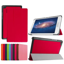 Tablets Case Protective Ultra Slim Leather Case Cover Skin F