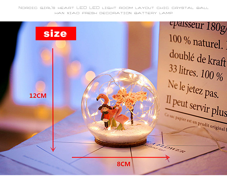 Plasma Ball Electrostatic Sphere Light Magic Crystal Lamp Ball Desktop Lightning New Year Christmas Party Touch Sensitive Lights (9)
