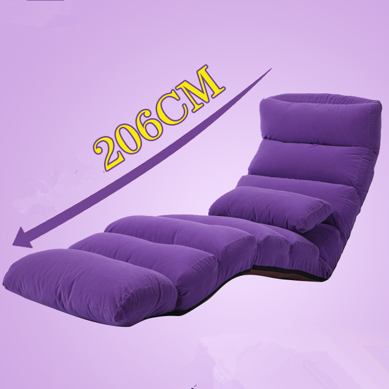 moderne mobilier dassise au sol salon chaise paresseux day sleeper bed rglable loisirs inclinable - Solsalon Moderne