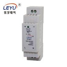 DIN Rail экономичный стиль 15 Вт Мощность DR-15-12 выход 12 В 1.25A импульсный источник питания
