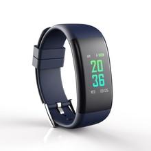 цена на 2019 Smart Wristband Bluetooth Bracelet Swimming Outdoors Sport Smart Band Men Heart Rate Monitor Smart Bracelet For Android Ios