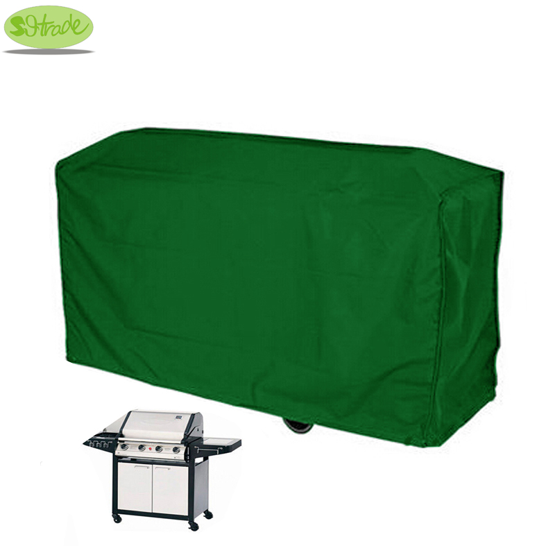 Classic BBQ Grill protective cover 61''Lx24''Wx29''H (155x61x74cm) with ribbons, Water proofed cover,free shipping