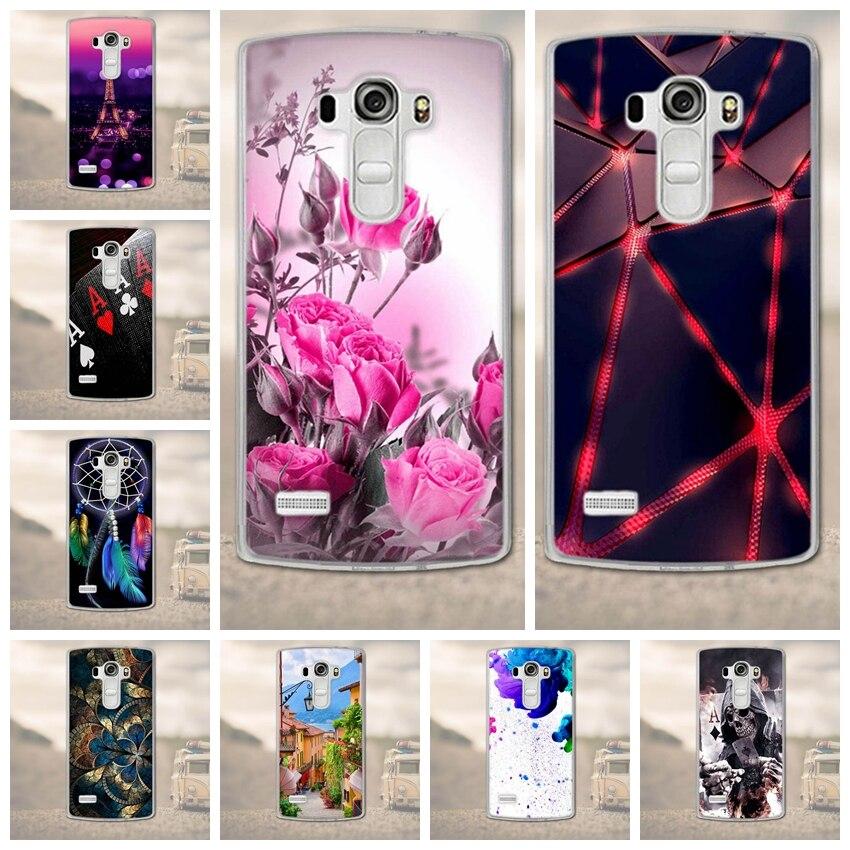 Θήκες τηλεφώνου για LG G4 Beat G4s H735 Θήκες - Ανταλλακτικά και αξεσουάρ κινητών τηλεφώνων - Φωτογραφία 1