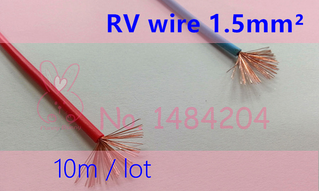 Electrical wire rv 15 square mm copper core pvc insulated 10 electrical wire rv 15 square mm copper core pvc insulated 10 meterlot 15 mm2 greentooth Gallery