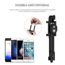 FLOVEME Bluetooth  Handheld Tripod/Monopod Selfie Stick