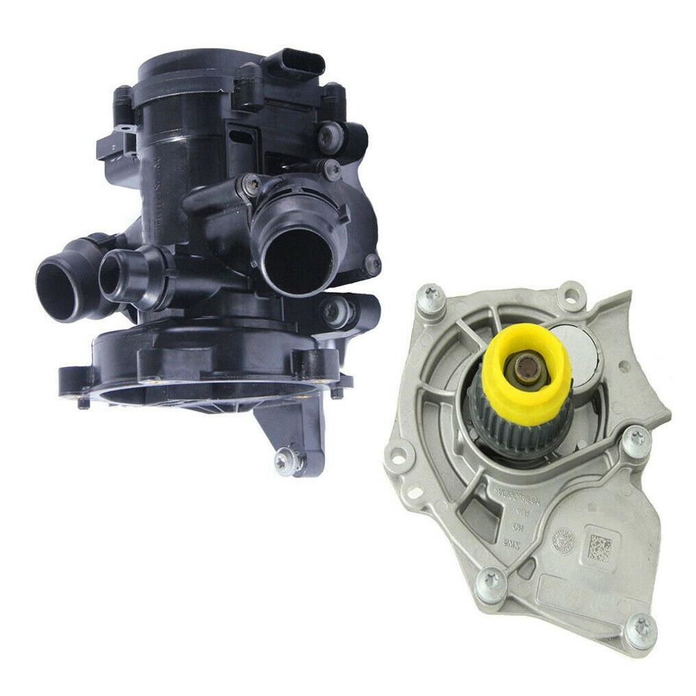 Thermostat Coolant Regulator Water Pump Assembly Beetle A UDI A3 A4 A6 Q5 1 8T 2