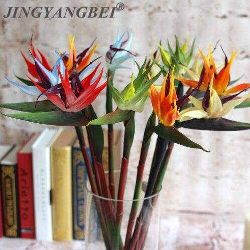 Искусственные орхидеи из латекса, на ощупь