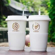 New Kaffeetasse keramik-tasse Avengers Superman Batman und Captain America mit Deckel Löffel