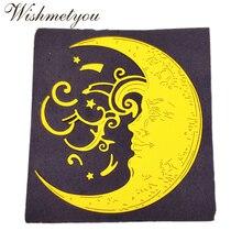 WISHMETYOU New Design Crafts Star Moon Metal Cutting Dies For Diy Scrapbooking Album 2019 Embossing Die Cut Card Making Mold