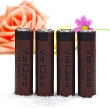 4pcs new original varicore 18650 3000mAh Rechargeable Rechargeable Battery 3.6V 20A Discharge for Electronic Cigarette Battery