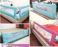 Trilhos da cama bebê cerca cama berço cerca de cerca de 1.8 metros grande cama defletor 2 geral