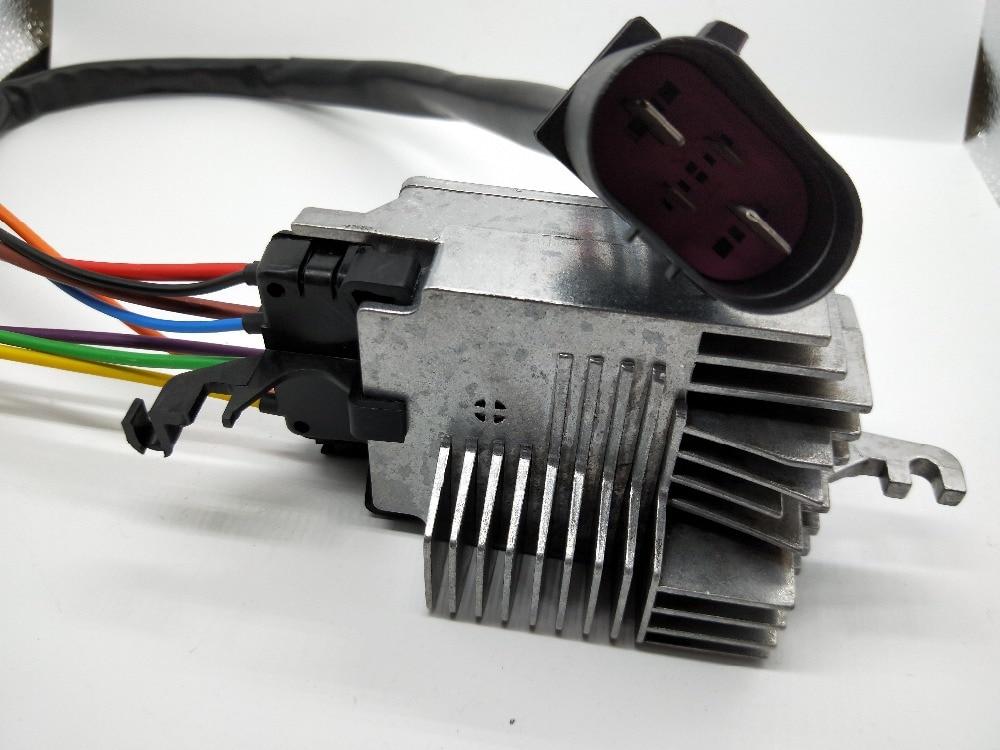 SMD nouveau 8E0959501AG CABRIO 8E0959501G 8E0959501K 8E0959501AB MODULE de commande de ventilateur de radiateur pour AUDI A4 A6 Quattro