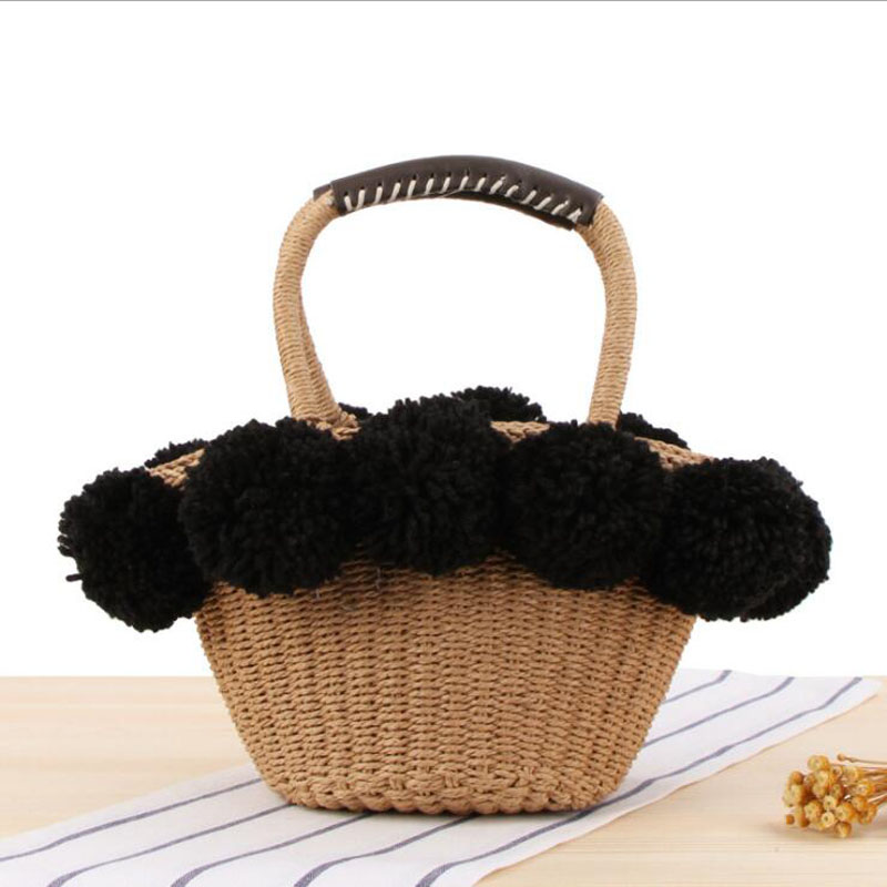 HTB15ehUajzuK1Rjy0Fpq6yEpFXaI - Women Handbag Female Big Travel Vacation Totes Bamboo Handbag For Ladies Handmade Woven Straw Beach Bag Summer Women's Purse