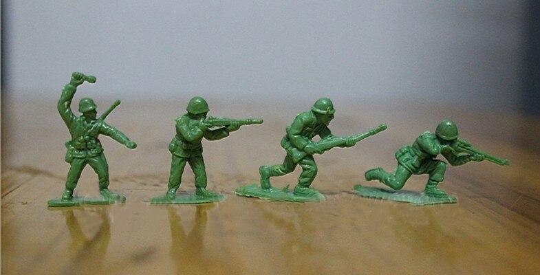 400pcs/<font><b>Lot</b></font> 2-3CM <font><b>1</b></font>:<font><b>72</b></font> Mini <font><b>Plastic</b></font> <font><b>Soldier</b></font> Classic Toys <font><b>Green</b></font> Army Men/Car Keychain