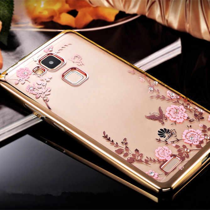 Trường hợp Đối Với Huawei P10 P9 P20 Lite Cộng Với Pro P8 2015 2016 2017 Người Bạn Đời 10 Pro 8 9 honor 8 9 lite thưởng thức 6 s Y5 2 Y6 II Điện Thoại Di Động Bìa