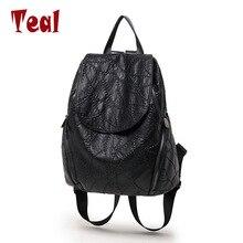 Новинка 2017 модные женские туфли сумка отличный дизайнер Большая емкость рюкзак Повседневная сумка с овчины сумка