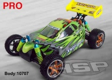 HSP 94107 pro 1/10th Electric Powered Off Road RC Buggy  dirt bike P2
