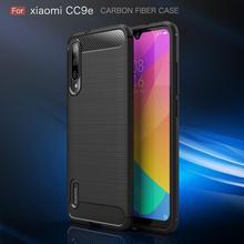 Shockproof Mi A3 Case Silicon Xiaomi Cover A 3 Bumper Fundas Soft Coque Etui Capinha Capa Carcasa Accessory